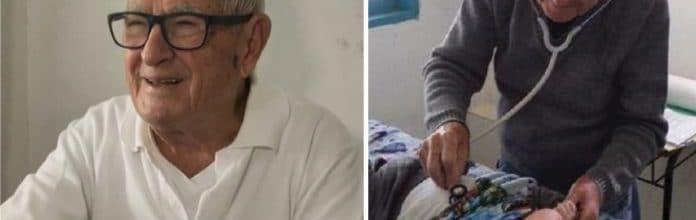 """Pediatra de 92 anos atende de graça crianças carentes – """"Quero morrer ajudando"""""""