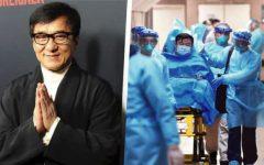 Jackie Chan doou 1 milhão de yuans para investigar a cura do coronavírus