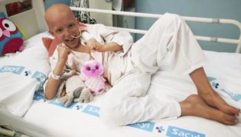 Uma história de esperança: Maria, a menina de 7 anos com câncer que venceu o coronavírus