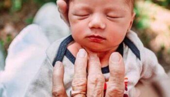 A avó materna é a figura do amor mais puro que pode existir
