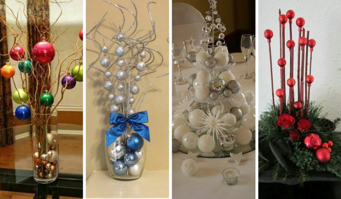 Pare de comprar arranjos de Natal, aqui lhe mostramos como fazer  seus próprios arranjos para decorar sua casa do seu gosto