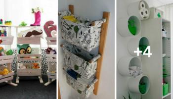 7 ideias fáceis e baratas que você pode fazer agora para organizar e decorar sua casa ao mesmo tempo