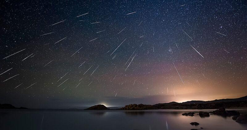 Chuva de meteoros e eclipse solar total durante o mês de Dezembro
