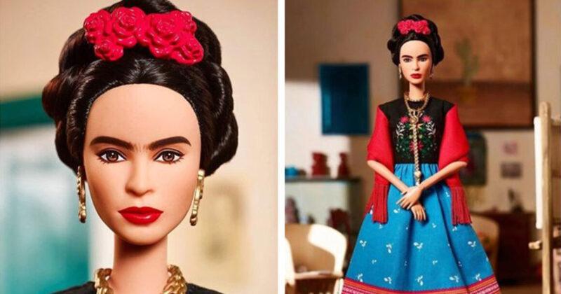 Barbie lança uma coleção de bonecas baseadas nas grandes mulheres da história