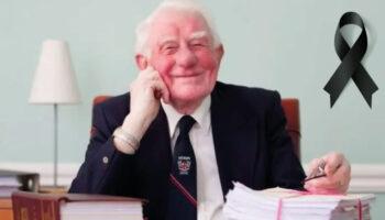 Morre o funcionário mais leal do mundo, trabalhou 84 anos na mesma empresa
