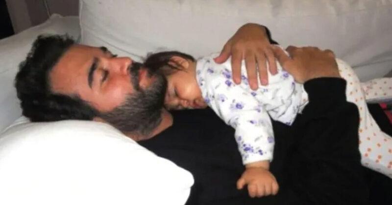 Um jovem pai acordou surdo e cego devido a intensa carga de trabalho