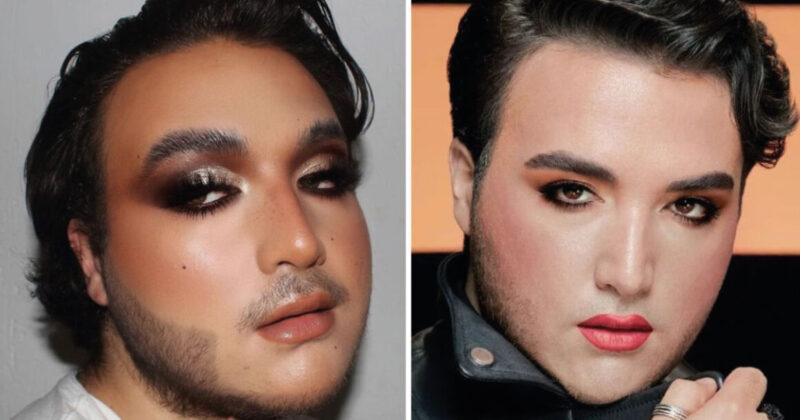 Avon quebra estereótipos e lança maquiagem para homens