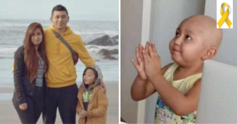 Pais decidem rifar sua casa para poder salvar seu filho com câncer