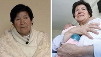 Aos 64 anos, ela teve gêmeos e as autoridades a desqualificam como mãe. Ela está preocupada.