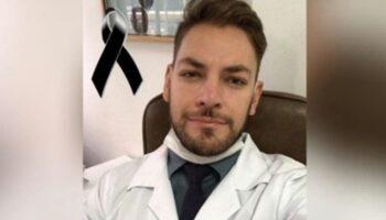 O médico que deu tudo para ajudar seus pacientes perde a vida aos 28 anos