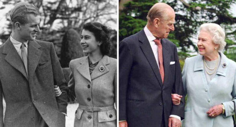 26 fotos do grande amor entre o Príncipe Philip e a Rainha Elizabeth, ficaram mais de 70 anos juntos