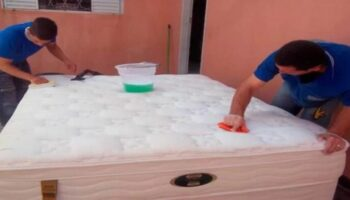 Como limpar um colchão sujo: 8 dicas