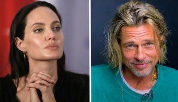 """Angelina Jolie diz que """"nunca vai perdoar"""" Brad Pitt depois de ganhar a custódia de seus filhos"""