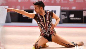 """""""Meus filhos nunca verão isso"""": campeã olímpica criticou a apresentação do ginasta Cristofer Benítez"""