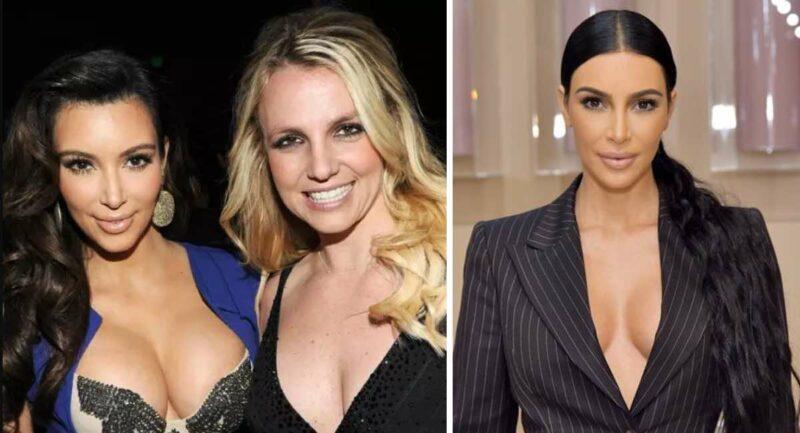 Kim Kardashian se oferece para ser a advogada de Britney Spears para conseguir sua liberdade de volta