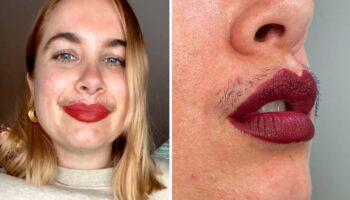 """Influencer se recusa a usar filtros e exibe seu """"bigode"""" para derrubar os padrões de beleza"""