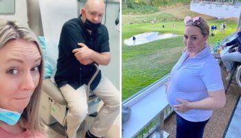 Mulher de 61 anos engravida mesmo após seu marido ter feito vasectomia